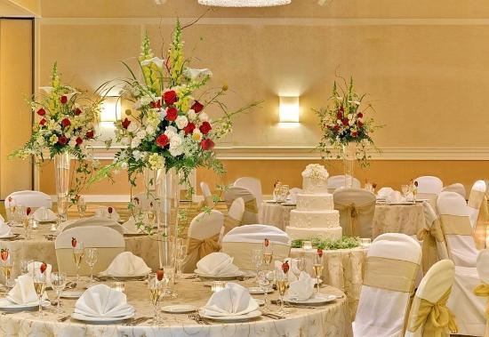 Wyndham Boston Andover: Wedding Banquet