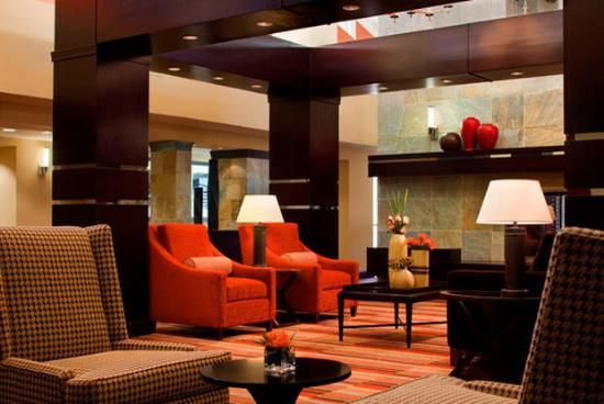 Sheraton Roanoke Hotel and Conference Center張圖片