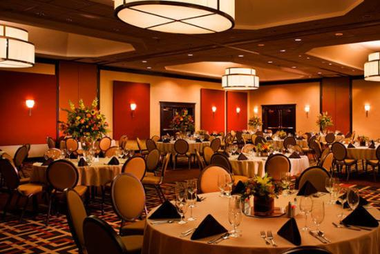 Sheraton Roanoke Hotel and Conference Center: Ballroom