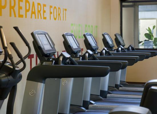 Sheraton Roanoke Hotel and Conference Center: Fitness Center