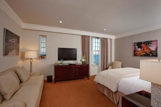 Roosevelt Suite At Hotel Galvez