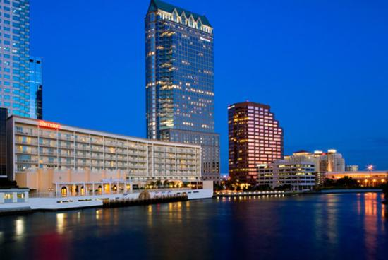 Sheraton Tampa Riverwalk Hotel