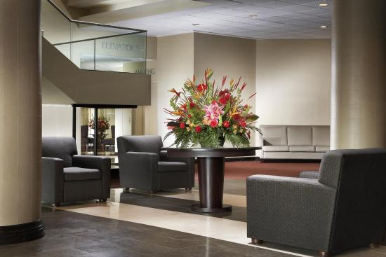 Sheraton Vancouver Guildford Hotel: Lobby