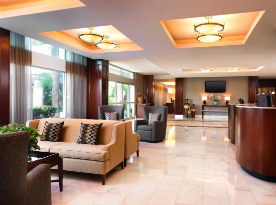 Sheraton Ontario Airport Hotel: Lobby