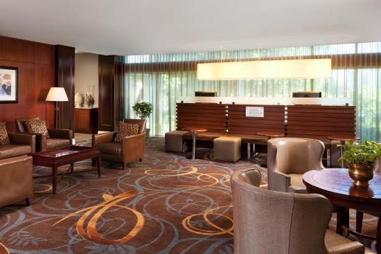 Sheraton Ontario Airport Hotel: Link Sheraton