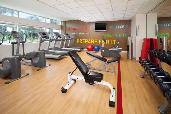 Sheraton Ontario Airport Hotel: Fitness Center
