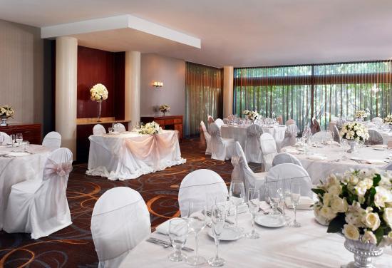 Sheraton Ontario Airport Hotel: Ballroom
