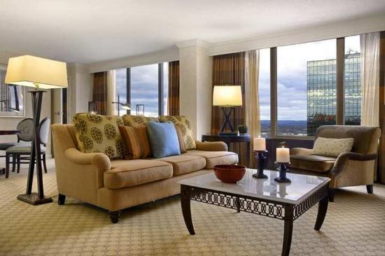 Hilton Hartford : Suite