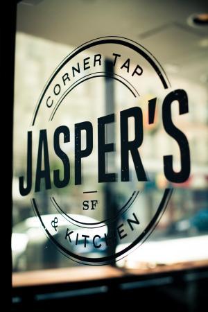 Serrano Hotel: Jasper's