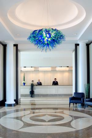 Pullman San Francisco Bay: Lobby