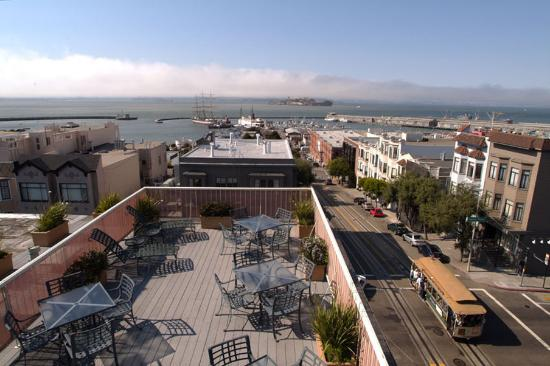 Suites at Fisherman's Wharf: Rooftop