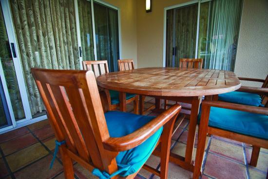 Kona Coast Resort: Suite Lanai