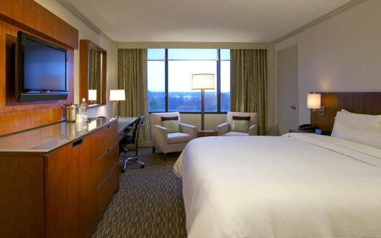 The Westin Atlanta Airport: King Room