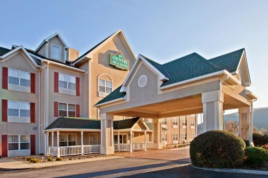 Country Inn & Suites By Carlson, Chattanooga I-24 West: CountryInn&Suites Chattanooga I-24  ExteriorDay