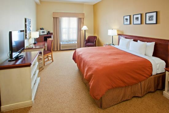 Country Inn & Suites by Radisson, Chattanooga I-24 West, TN: CountryInn&Suites Chattanooga I-24  GuestRoom