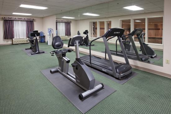 Country Inn & Suites By Carlson, Chattanooga I-24 West: CountryInn&Suites Chattanooga I-24  FitnessRm