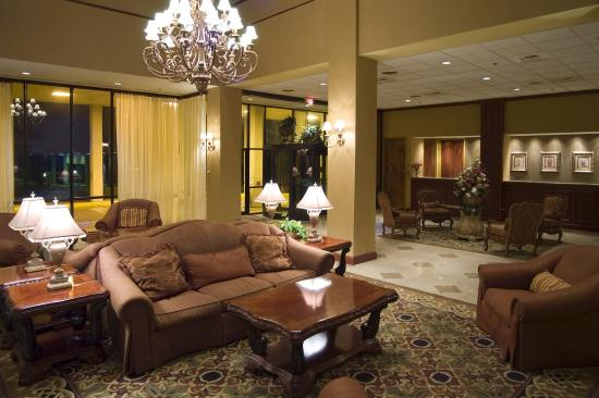 The Chancellor Hotel: Lobby