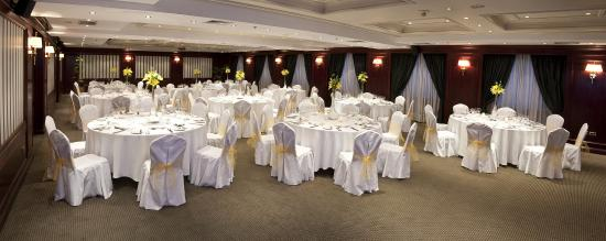 NH Collection Plaza Santiago: Banquet Room