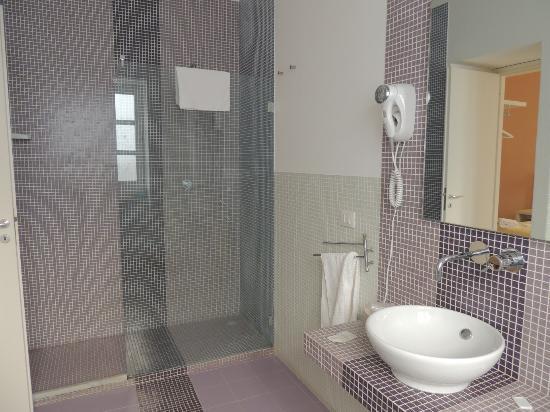 Mastrarua Hotel: bagno