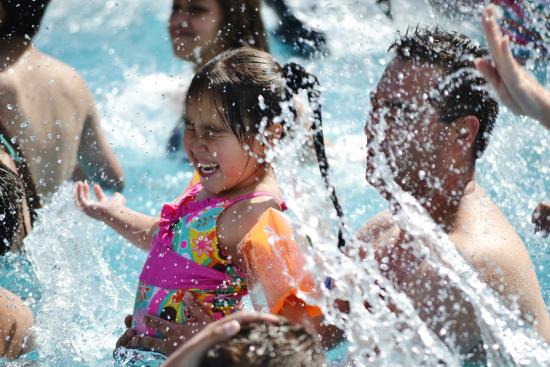 Parque Acuatico Aviva: Entretención en Aviva