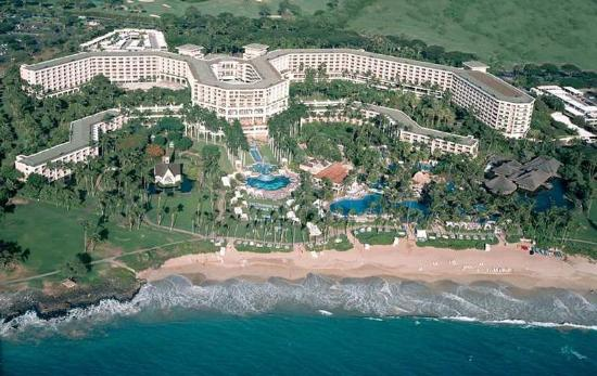 Grand Wailea - A Waldorf Astoria Resort: Exterior