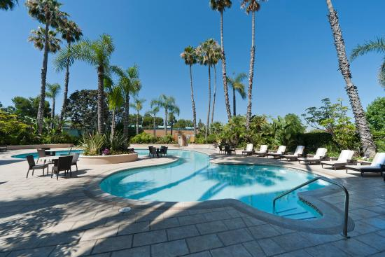 Carlton Hotel Newport Beach: Pool