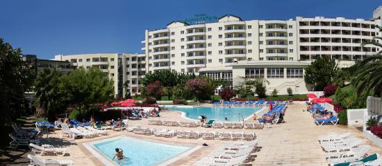 The Jardins d'Ajuda Suite Hotel: Vista da Piscina