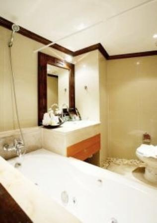 Club Bamboo Boutique Resort and Spa : Bathroom