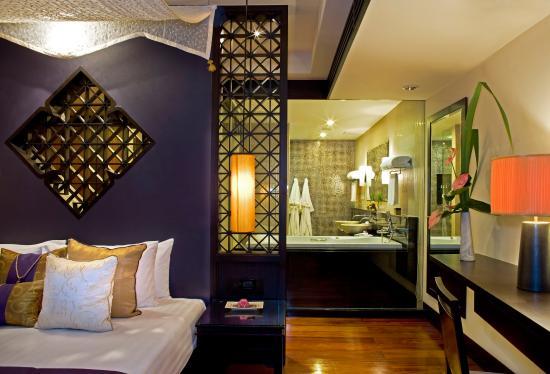 Dusit Thani Laguna Phuket: Master Bedroom - Dusit Thani Pool Villa