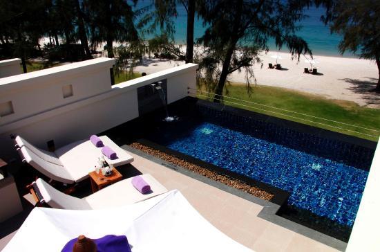 Dusit Thani Laguna Phuket: Ocean Front Pool Villa