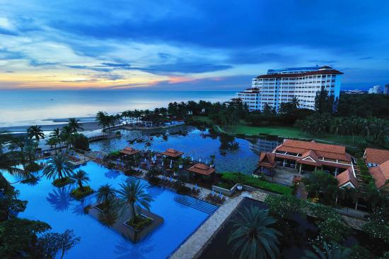 Dusit Thani Hua Hin: Pool View