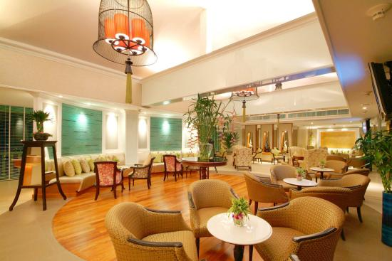 Dusit Thani Hua Hin: Dusit Club Lounge