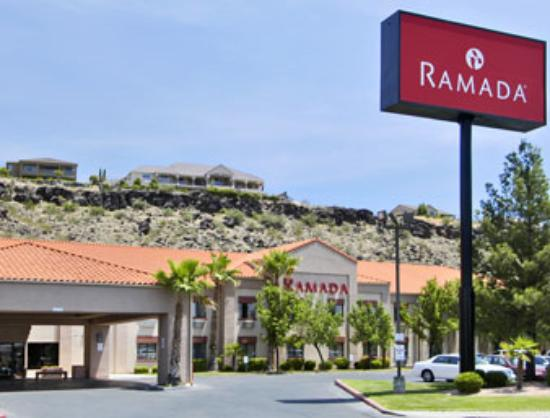 Ramada St George : convient location off Interstate Highway