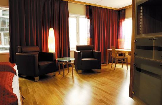 Radisson Blu Hotel Nydalen, Oslo: Guest Room Urban
