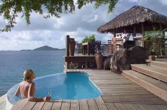 Cocobay Resort: Plunge Pool-Sheer
