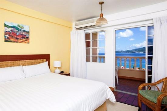 The Flamboyant Hotel & Villas: DELUXEROOM
