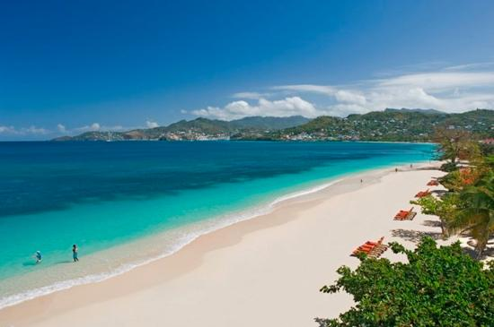 Coyaba Beach Resort: Grand Anse Beach Pristine Beachfront