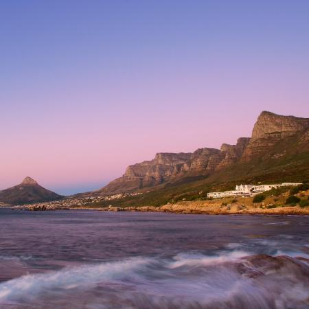 The Twelve Apostles Hotel and Spa: Location