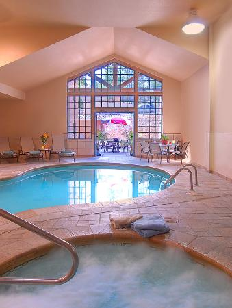 The Grand Hotel at the Grand Canyon: Indoor Pool