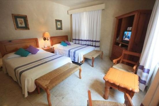 Hotel Marques del Valle: Guest Room