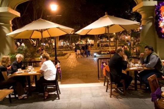 Hotel Marques del Valle: Restaurant