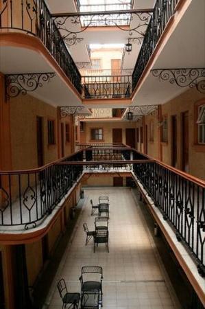 Hotel Marques del Valle: Interior