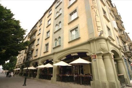 Hotel Marques del Valle: Exterior
