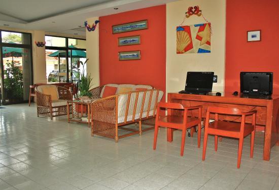 Hotel Plaza Cozumel: Interior
