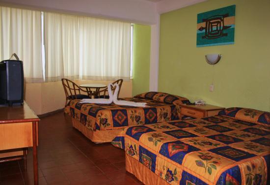 Hotel Plaza Cozumel: HABITACION