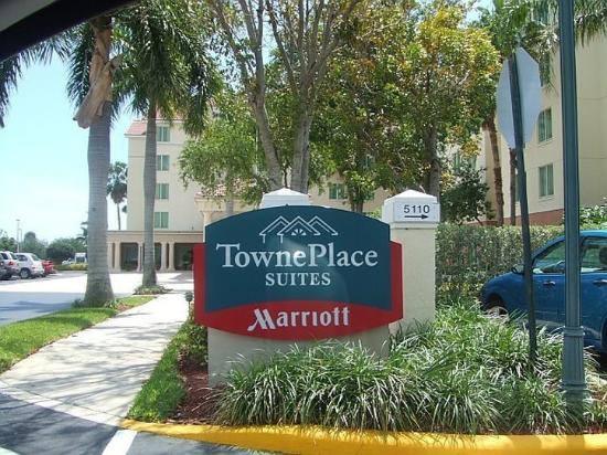TownePlace Suites Boca Raton: Welcome