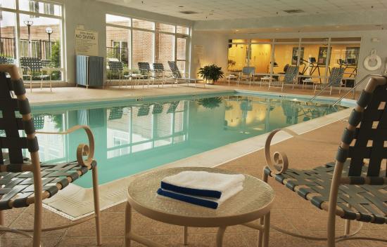 Hampton Inn Dulles-Cascades: Indoor Pool