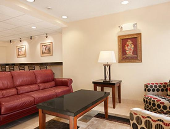 Microtel Inn & Suites by Wyndham Ann Arbor: Lobby