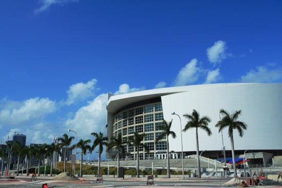 Miami Dadeland Hotel: American Airlines Arena Miami Florida