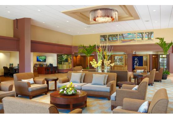 Park Shore Waikiki Lobby B
